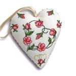 Pas à pas: comment assembler une forme de coeur
