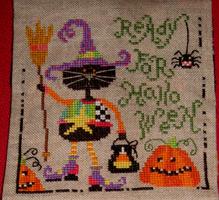 mod�le Happy halloween de Barbara Ana