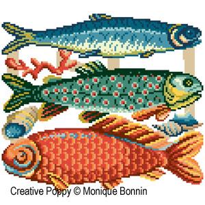 Dr�les de poissons!
