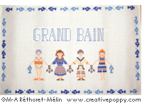 Grand Bain (tapis de bain)
