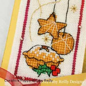 Mini motifs de Noël 3 (pour cartes, étiquettes....)