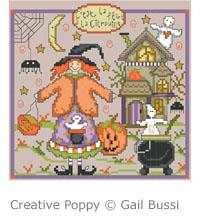 Mini-motifs Halloween - 1ère série