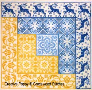 Gracewood Stitches - Motif