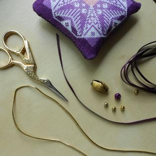 Finition façon bijoux tutoriel