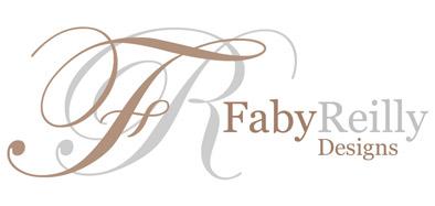 grilles de broderie point de croix création Faby Reilly