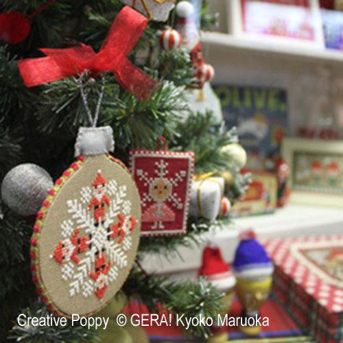 Noël dans la boutique de broderies de GERA!