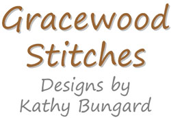 Actualités broderie Gracewood Stitches