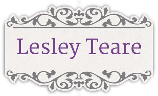 Actualités broderie point de croix pour Lesley Teare