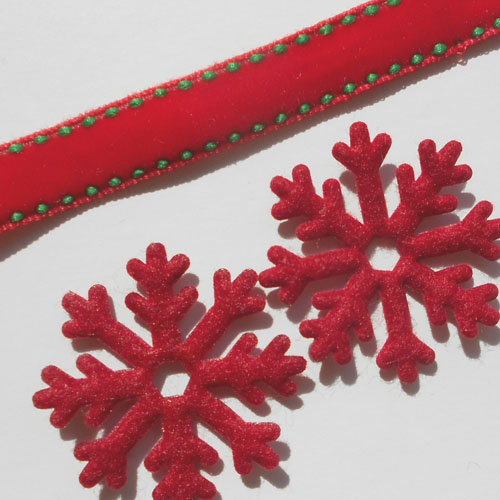 Frame for Cute Teddy Christmas mini-motifs - case 2