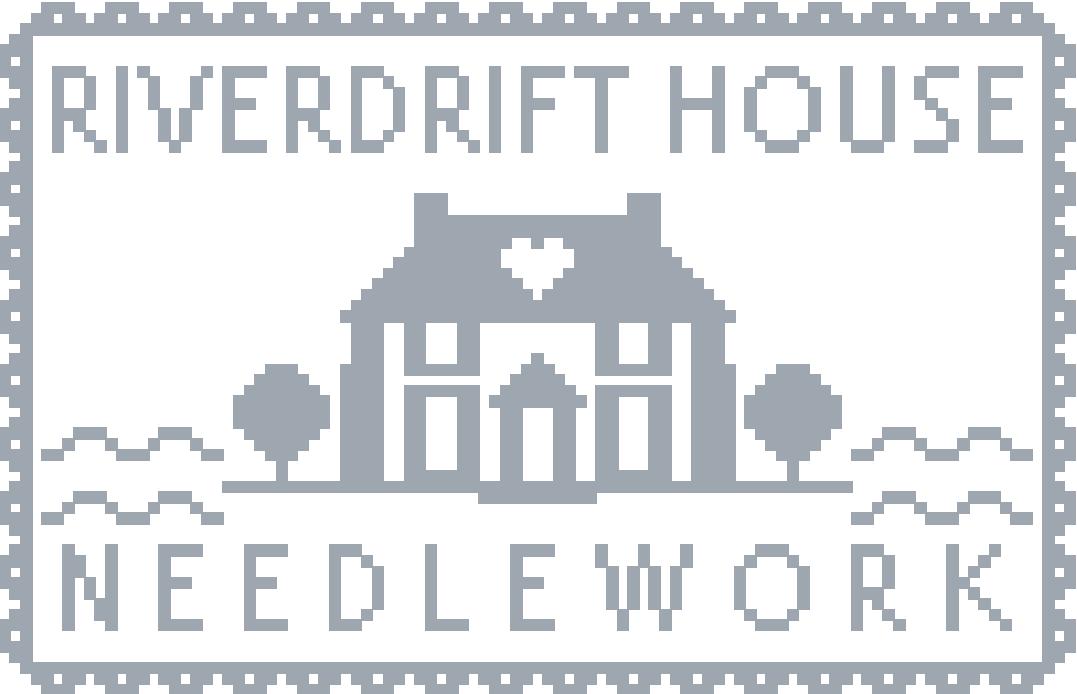 Actualités broderie point de croix pour Riverdrift House