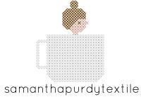 Grilles de point de croix création Samantha Purdy