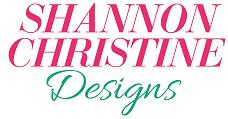 grilles de broderie de point de croix créées par Shannon Christine Wasilieff