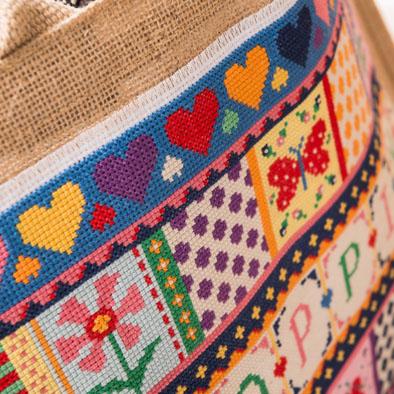 Modèles de broderie, création Tapestry Barn