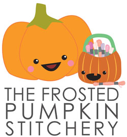 Ashleigh et Amanda, créatrices de The Frosted Pumpkin Stitchery