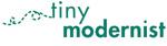 Actualités broderie point de croix pour Tiny Modernist