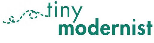 grilles de broderie point de croix création Tiny Modernist