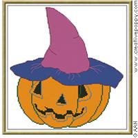 La grille comporte également une grille supplémentaire offerte Mr Halloween
