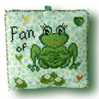 Fan de ... grenouilles, Création Chouett'alors
