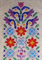 Bannière florale - Tam's Creations