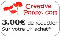Offre Découverte -  3.00€ de réduction sur votre 1ère commande