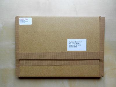 Service Impression et envoi postal (forfait 10 grilles maxi)