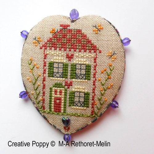 Marie anne rethoret melin pinkeep la maison la porte - Maison point de croix ...
