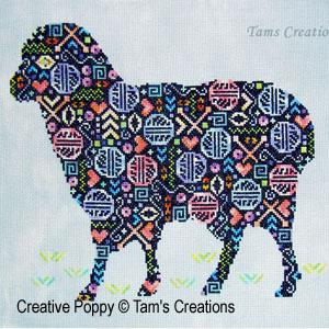 Sheep-in-patches, le mouton en patch